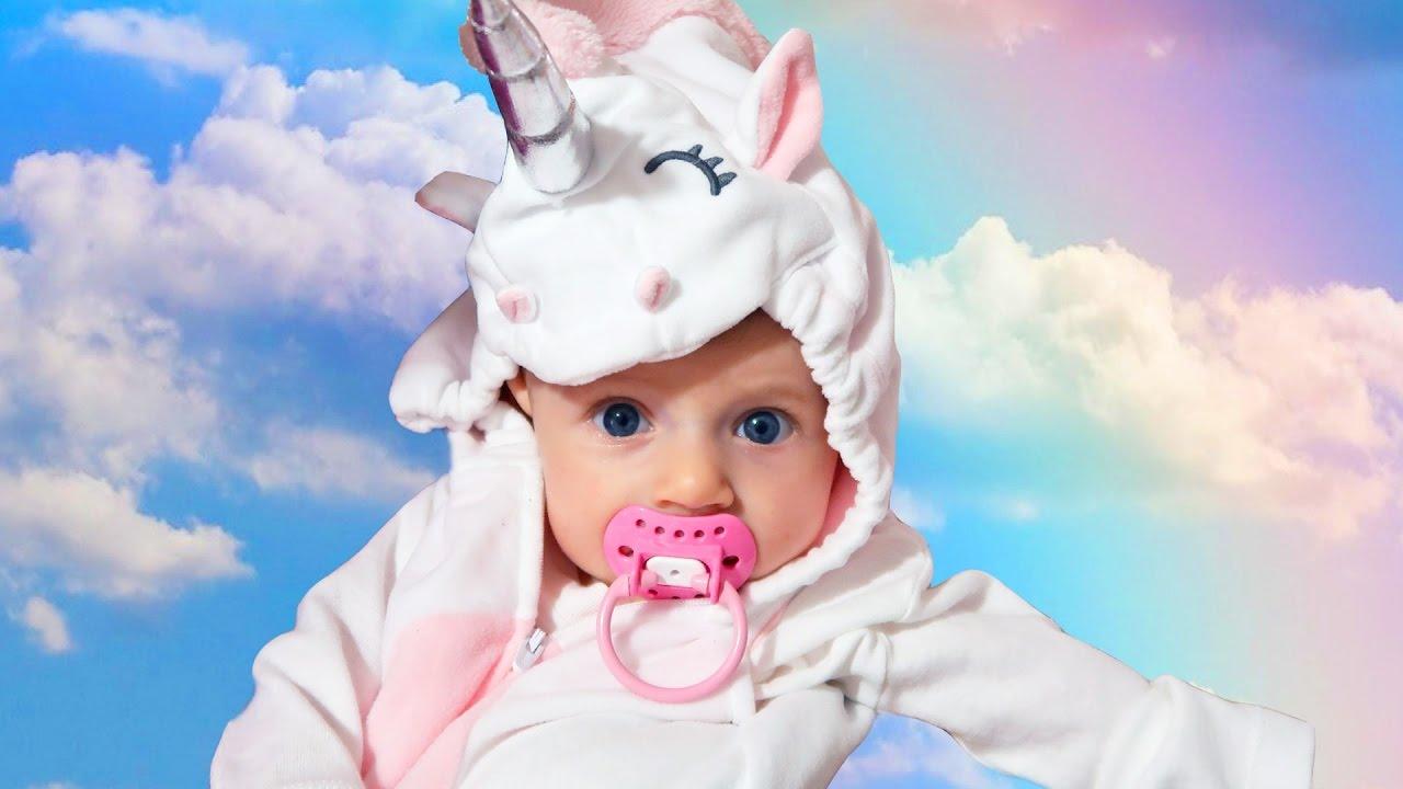 ADORABLE BABY UNICORN