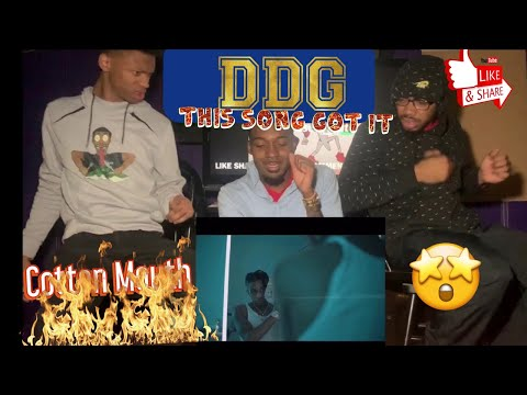 DDG COTTON MOUTH MUSIC VIDEO REACTION