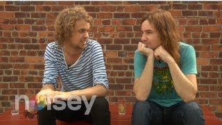 Tame Impala Dream of Working with OutKast - Noisey Meets