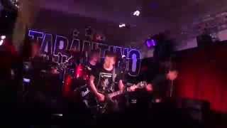 ARCANUM SANCTUM - In the Beginning (AMORPHIS cover, TARANTINO bar, Komsomolsk-on-Amur, 01.11.15)