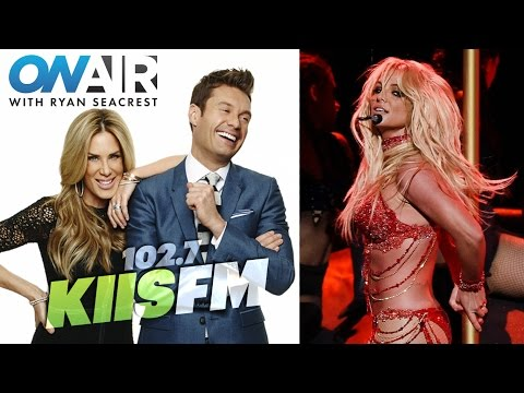 Britney Spears - 2016 Radio Interview with Ryan Seacrest (KIIS 102.7)