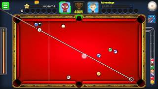 8 Ball Pool - Cheater Reported !!!