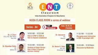 Iassa Class Room Webseries 4 05 05 2020