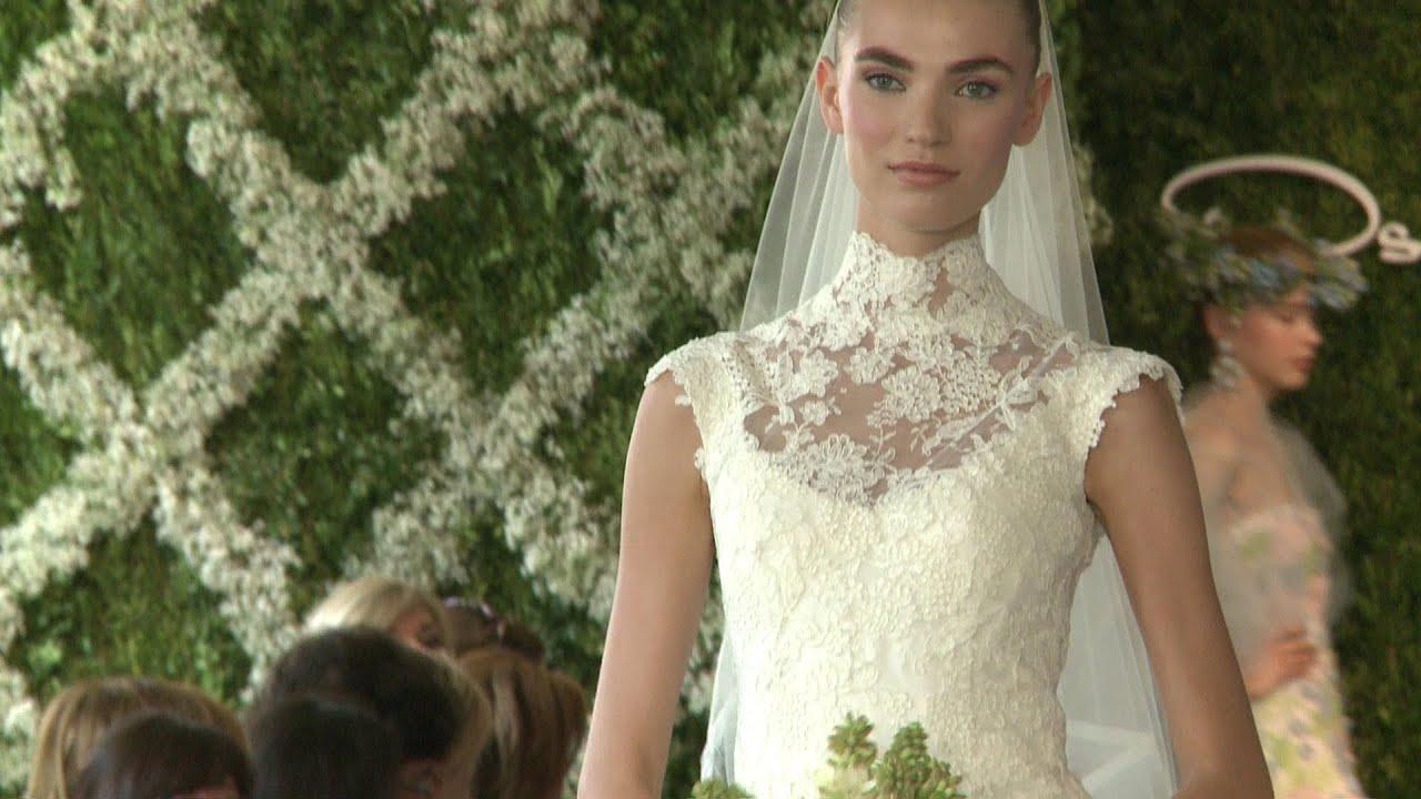 Bridal Wear Spring Collection 2013 Oscar De La Renta
