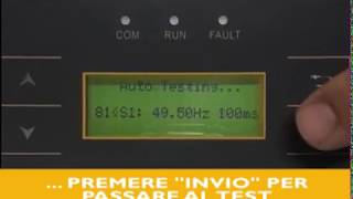 Procedure per Autotest Omnik Inverter Serie TL2