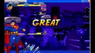 Mugen Superman Vs Batman