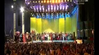 "Don Vasyl - ""Ore Ore"" - Ciechocinek 2012. Efekty specjalne - VIVA-System"