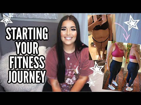 how i finally lost weight | tips for starting your own fitness journey | deanna borocz