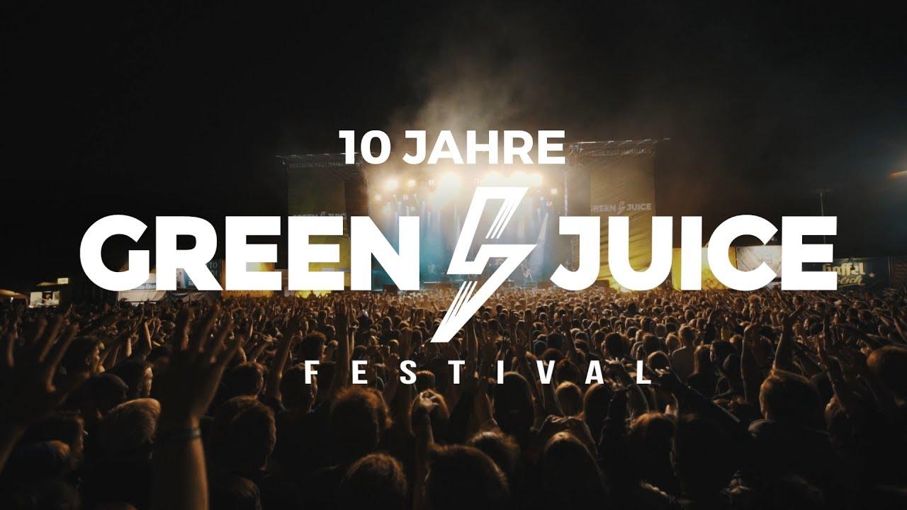 Green Juice Festival 2021