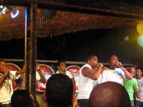 1 2 Pap Padap - BriganDie @ Bingo Night ( summer 2009 ) PART 2