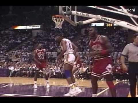 Michael Jordan's Top 10 Defensive Plays of 1987-88