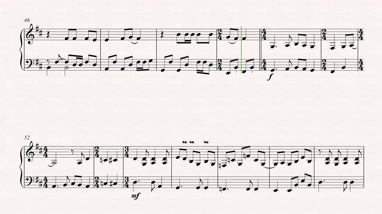 Piano one metallica sheet music chords vocals youtube piano one metallica sheet music chords vocals hexwebz Image collections