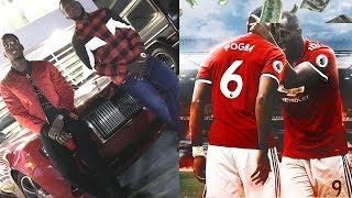 Paul Pogba vs Romelu Lukaku || The Rich Life, Net Worth 2018
