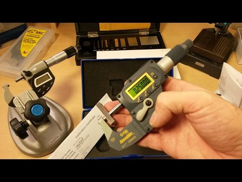 (:Review:) iGaging SpeedMic ~ High Speed Micrometer ~Absolute Origin ~ A Game Changer!
