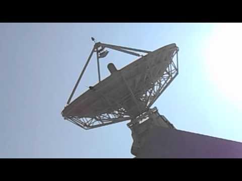 Satellite Antenna in INCOIS