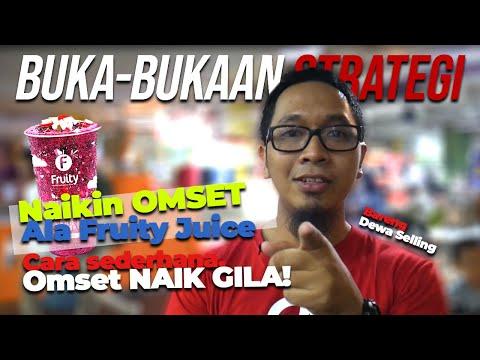Bongkar! Tips Meningkatkan Omset Penjualan Ala Fruity Juice | Dewa Eka Prayoga