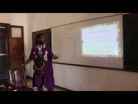 [PART 2] Week #3: Intro to African Languages