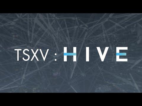 Introduction to HIVE Blockchain (TSX.V: HIVE)
