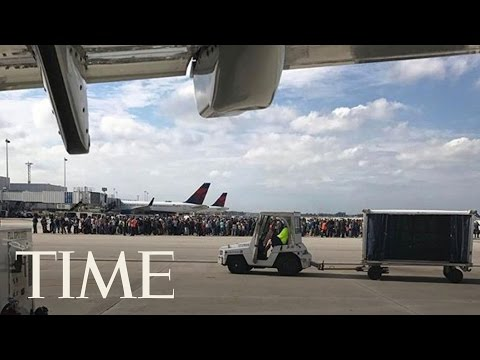 Multiple People Killed In Shooting At Fort Lauderdale Airport | TIME