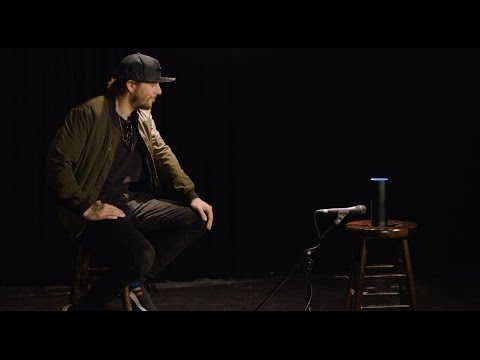 M. Shadows of Avenged Sevenfold Tries to Stump a Robot