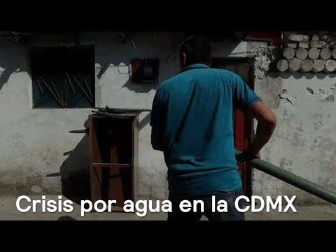Crisis por agua en la CDMX - Agua - En Punto con Denise Maerker