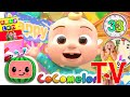 ABC Song with Building Blocks + More Nursery Rhymes & Kids Songs CoComelon