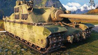 Tortoise - DEATH MACHINE - World of Tanks Gameplay