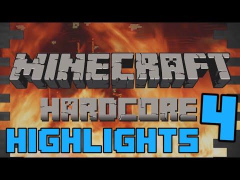 PBG Minecraft Hardcore 4 Highlights