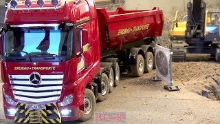 R/C advent meeting - trucks and construction machines at RCTKA part 10