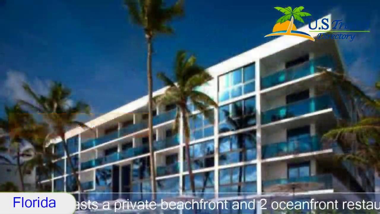 Tideline Ocean Resort And Spa A Kimpton Hotel Palm Beach Hotels Florida