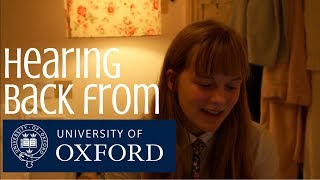 Was I Offered a Place at Oxford University? || Quick Update