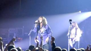 Whitesnake - Give Me All Your Love. 08.11.2015. Moscow