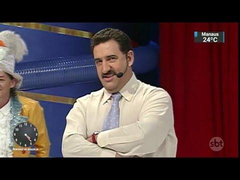 Programa do Ratinho completa 20 anos de sucesso neste sábado | SBT Notícias (08/09/18)