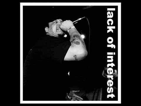 Lack Of Interest - Split LP w/ Bastard Noise [2013]