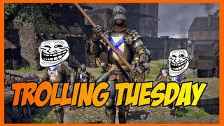 Trolling Tuesday (war Of The Roses:kingmaker) - Gingerbread Man Part 3