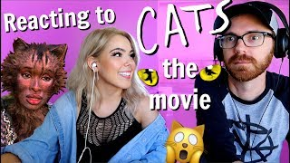 CATS Film Trailer REACTION | 2019 CATS MOVIE MUSICAL