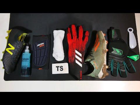 Die Besten Torwarthandschuhe & Fußballschuhe! Meine Fußball Ausrüstung 2020