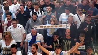 aC MILAN-RIJEKA - EUROPA LEAGUE 2017/18  ARMADA RIJEKA IN MILAN