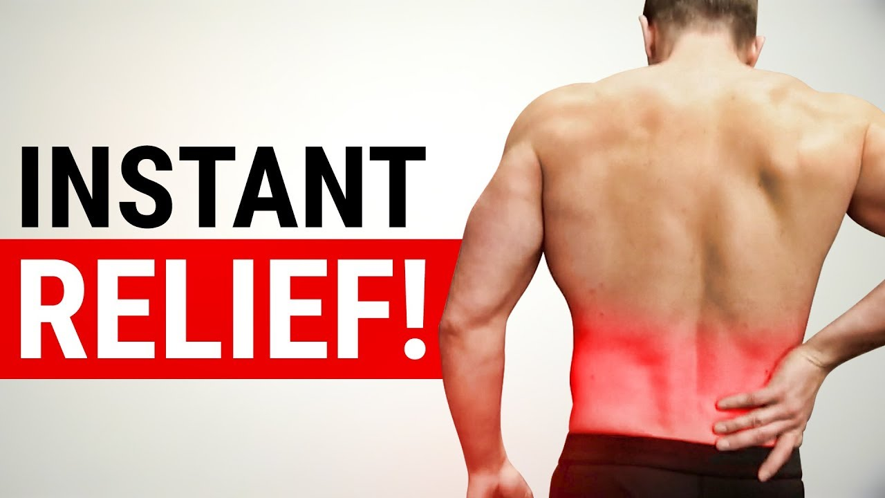 pictures 5 Proven Ways to Stop Low Back Pain