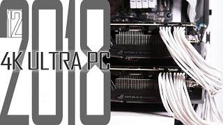 4K Ultra Gaming PC 2018 #12 SLI System installieren / Selber zusammenbauen für Anfänger