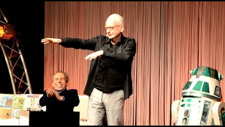 Evening with the Emperor - Ian McDiarmid | Star Wars Celebration Europe 2