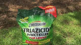 Spectracide Triazicide Insect Killer 3 Day Review