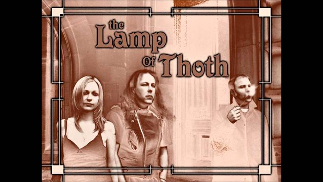 lamp of thoth