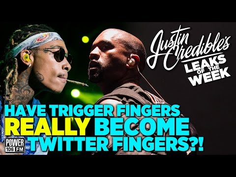 Kanye West vs Wiz Khalifa - Is Social Media The New 'Diss Track'?!