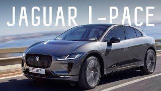 Убийца Теслы Икс За 5м Рублей/Jaguar I-Pace/Дневники Женевского Автосалона