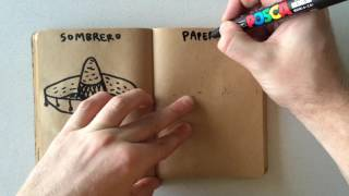 How to Draw a Paper Clip
