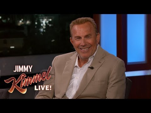 Kevin Costner on His First Job, Growing Up in Compton & His