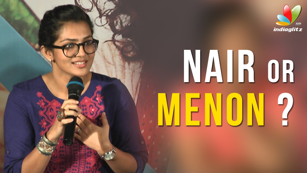 Parvathy Clarifies About Her Correct Name In Bangalore Naatkal Press
