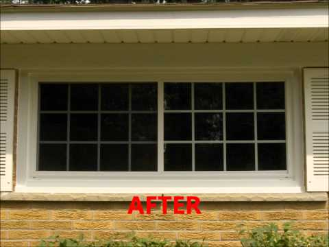 Replacement Windows, Metro Detroit, Michigan, Waterford MI, Clarkston, White Lake ..wmv