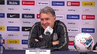 Conferencia de Prensa: Gerardo Martino - Gold Cup Final 2019